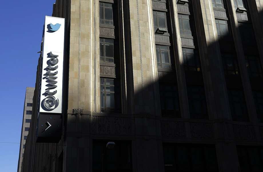 San Francisco-based Twitter's stock has plunged since its all-time high of $73.31, and several of the company's key executives have recently purchased more shares. Are they showing confidence in the firm's future, or just trying to boost public opinion? Photo: Jeff Chiu, Associated Press