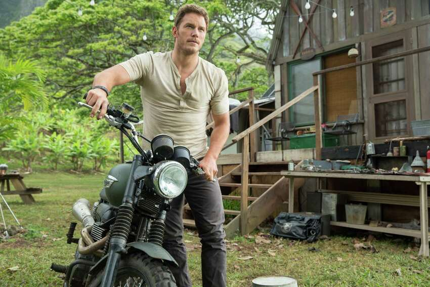Washington's leading man Chris Pratt stars in