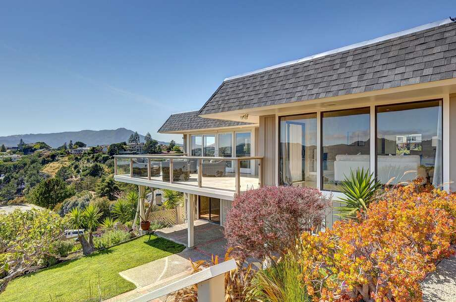 The home sits on a half-acre lot with expansion potential. Photo: Jason Wells Photography