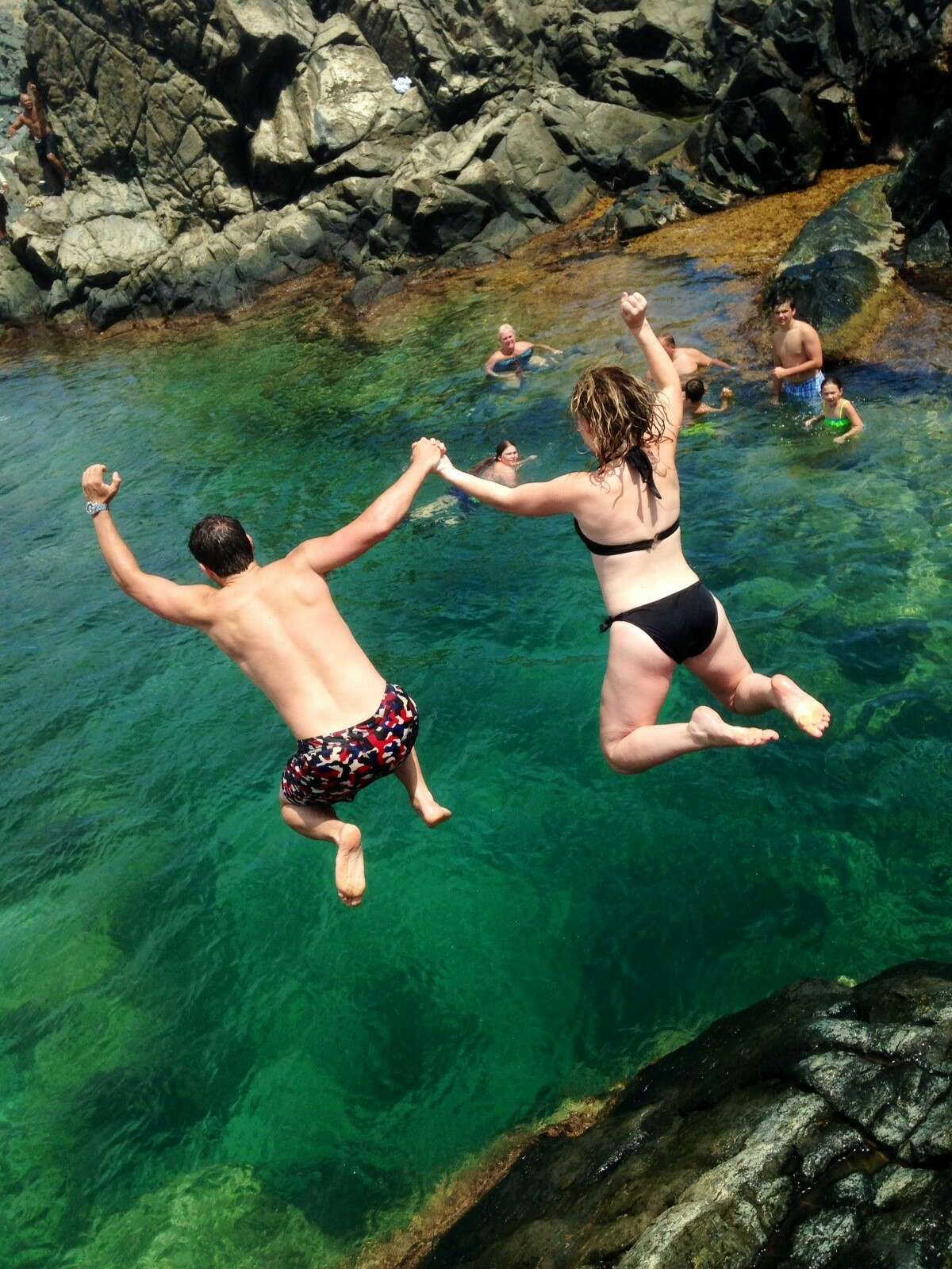 The top five activities travelers want to try:HIIT swimming (26 percent).