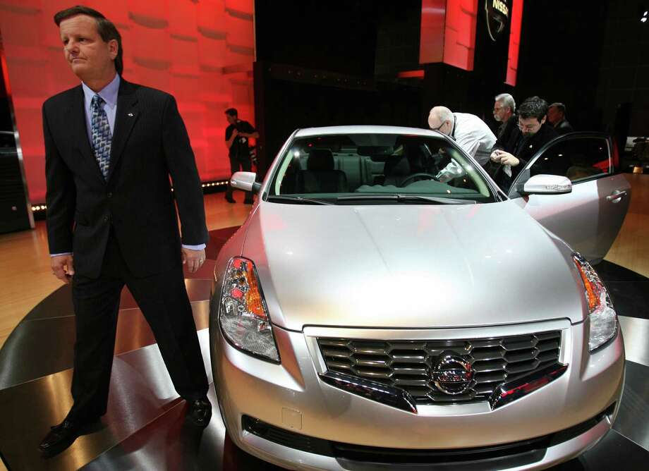 Now for the most-stolen cars in the United States -- and there's definitely some overlap with Connecticut's hot cars.10. Nissan Altima: 8,892 thefts Photo: GABRIEL BOUYS, Getty / 2006 AFP