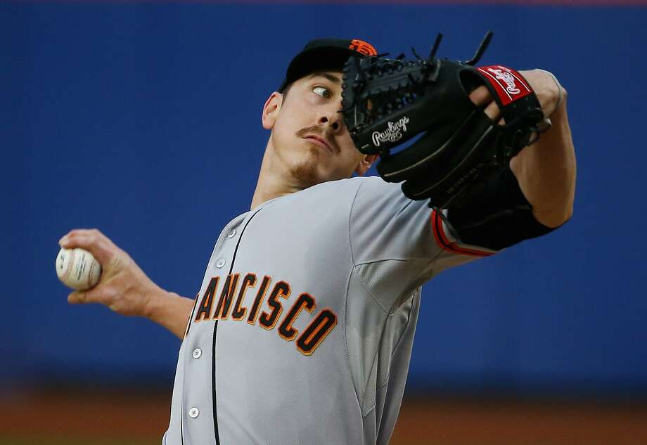 Tim Lincecum Photo: Al Bello, Getty Images