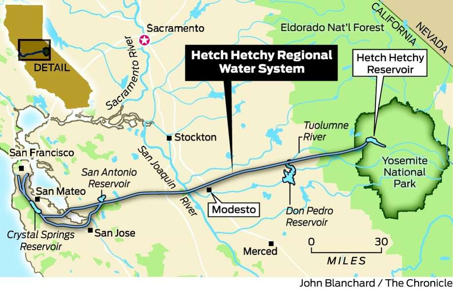 Amid drought SFs water remains pristine San Francisco Chronicle