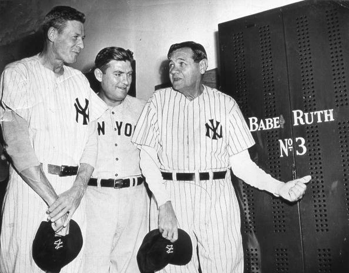 Photos 1948 Yankee Stadium Farewell Babe Ruth 8 x 10