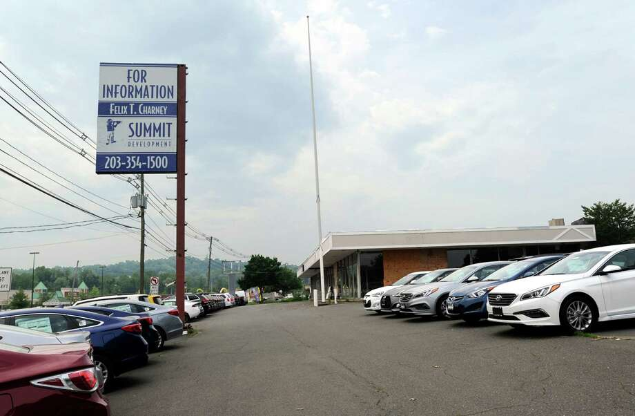 A developer recently put in plans for a new development on the site of the former Action Motors car dealership in Danbury. Photo: Carol Kaliff / Hearst Connecticut Media / The News-Times