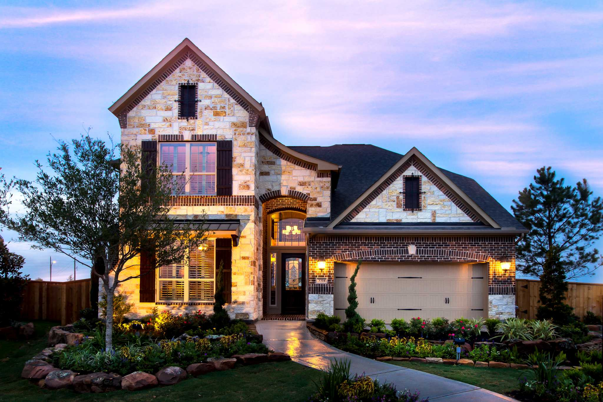 Cinco Ranch offers new homes from $350 000s by Ryland Trendmaker