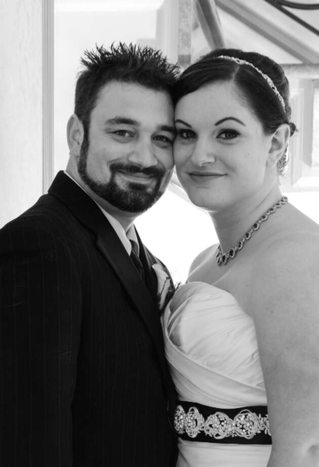 Justin Travis Ungar and Rhonda Jeanne Kreho. Photo: Contributed / Contributed Photo