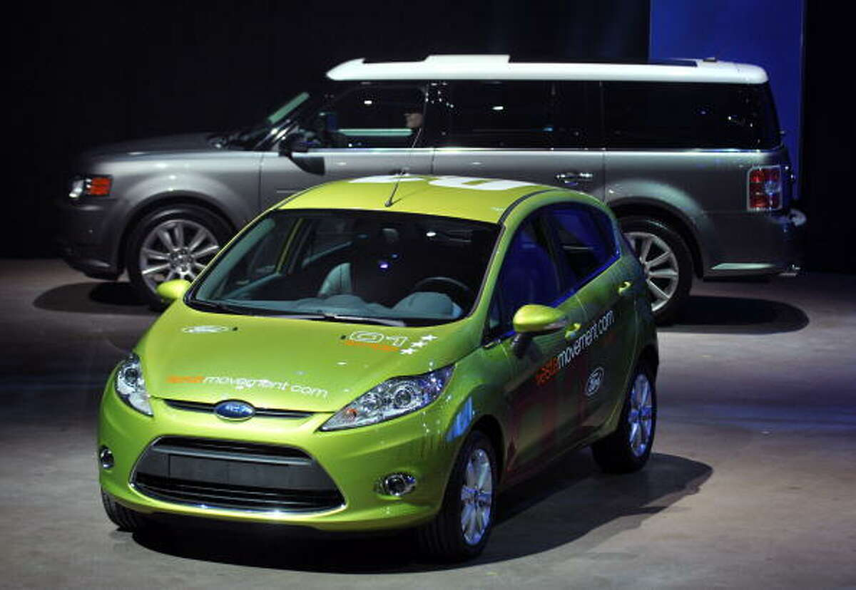 9. Ford Fiesta Fair purchase price:$14,249 - $14,866 EPA estimated city/highway:28/37 MPG KBB rating:7.5 out of 10