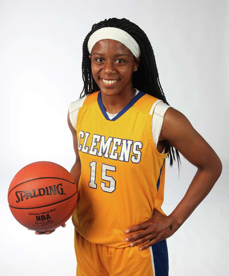 All-Area Basketball: Kyra Lambert of Clemens. Photo: Juanito M Garza, Staff / San Antonio Express-News / San Antonio Express-News