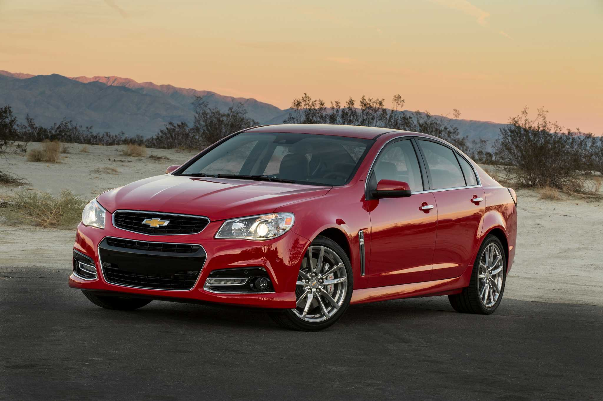 Chevy revs up ss with manual trans magnetic ride control houston chronicle