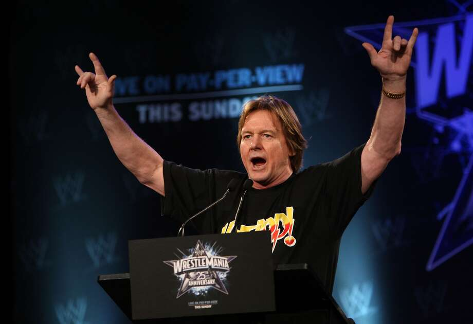 Rowdy Roddy Piper was considered one of wrestling's top villains and was a key player in the WWE's rise during the 1980s.Click through the gallery for more photos of Piper and other late wrestlers. Photo: Jason Kempin, WireImage, Getty Images