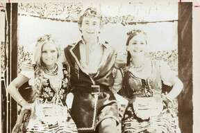 Texas Folklife Festival, the early years