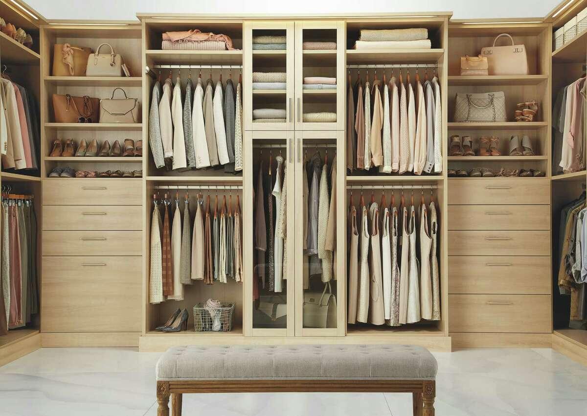 The Royal Closet Co. produces custom closets in Norwalk. Source:Westfair Communications