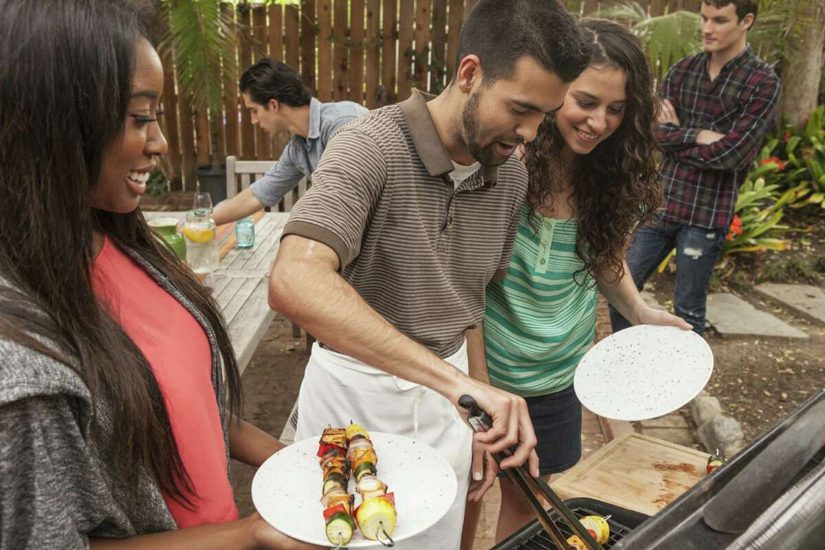 Gatherings and barbecues
