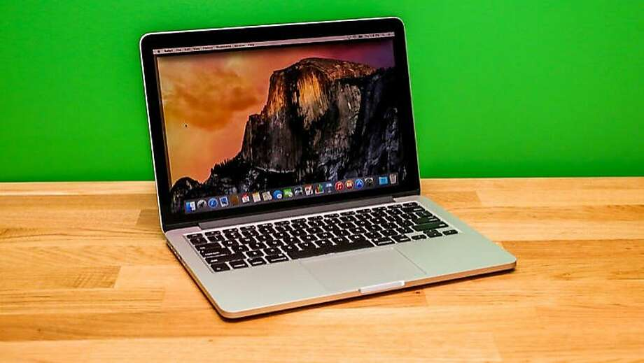 Apple MacBook Pro with Retina Display (13-inch, 2015) Photo: Cnet