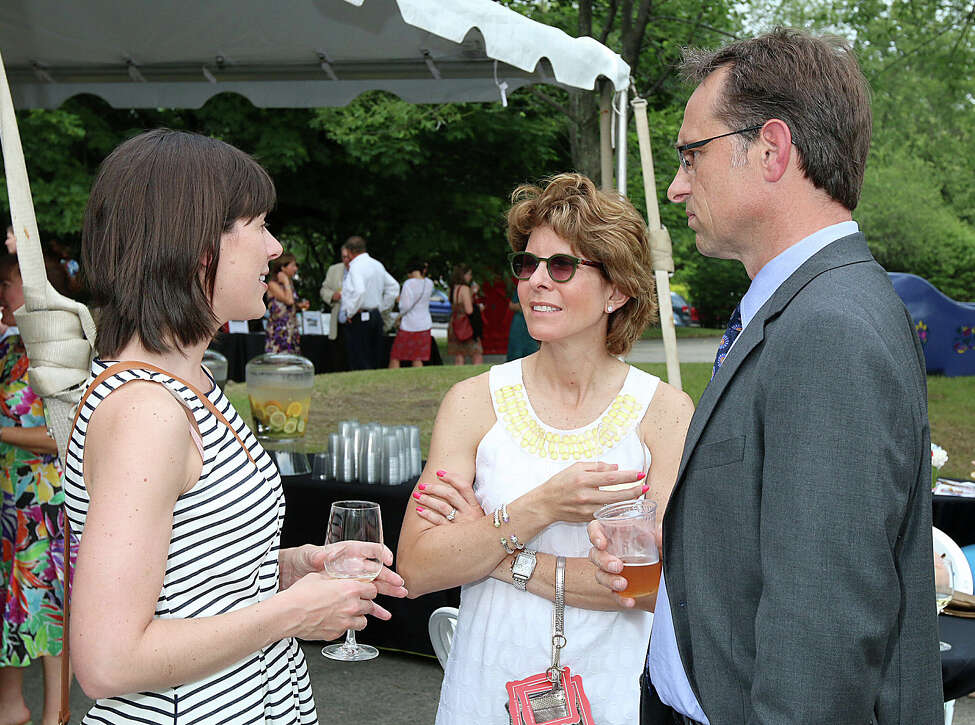 Were you seen at Downtown Albany Business Improvement District's Downtown Garden Party and #captureALB launch honoring Park Playhouse producing artistic director and Palace Theatre managing director Owen Smith , on Friday, June 12, 2015 in Federal Plaza Park in downtown Albany?