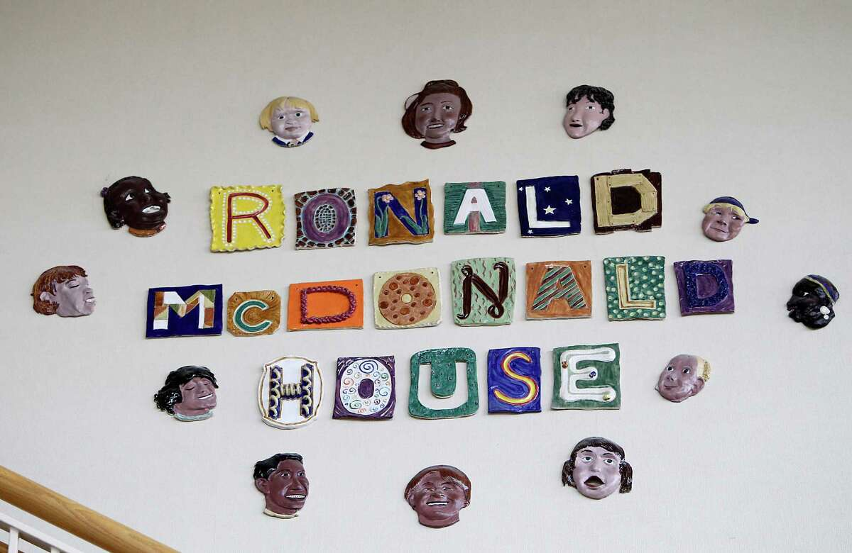 """Real estate developer Don Mullins, speaking of his role in starting Ronald McDonald House in Houston: """"Of all the things I've been fortunate enough to be involved in, this is the most worthwhile endeavor I became associated with."""""""