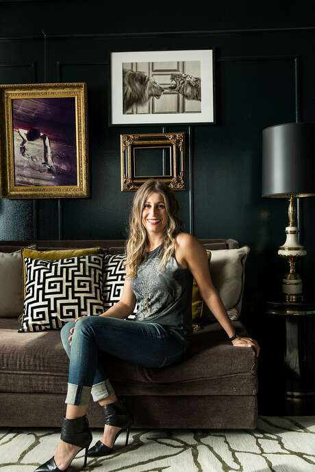 Lizette Bruckstein always wanted to live in a turn-of-the-century home. Photo: Aubrie Pick, Special To The Chronicle