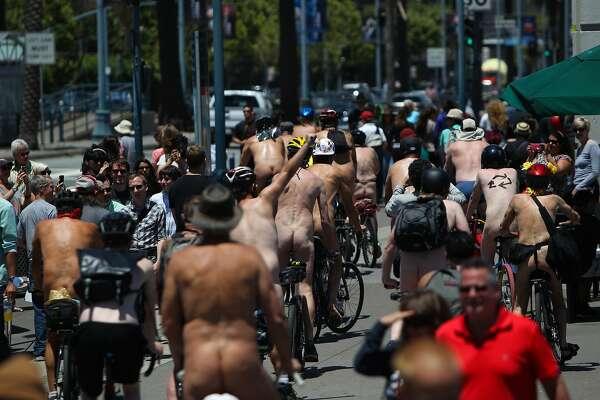 San francisco world naked bike ride wnbr