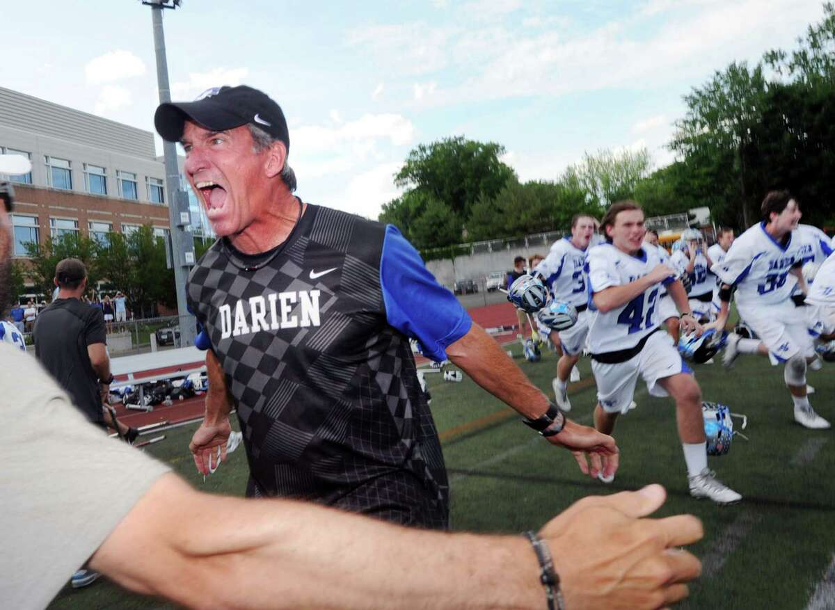 Darien High School went 20-3 and won the FCIAC and Class L championships