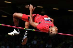 Duffield places 16th in high jump at IAAF world championships - Photo
