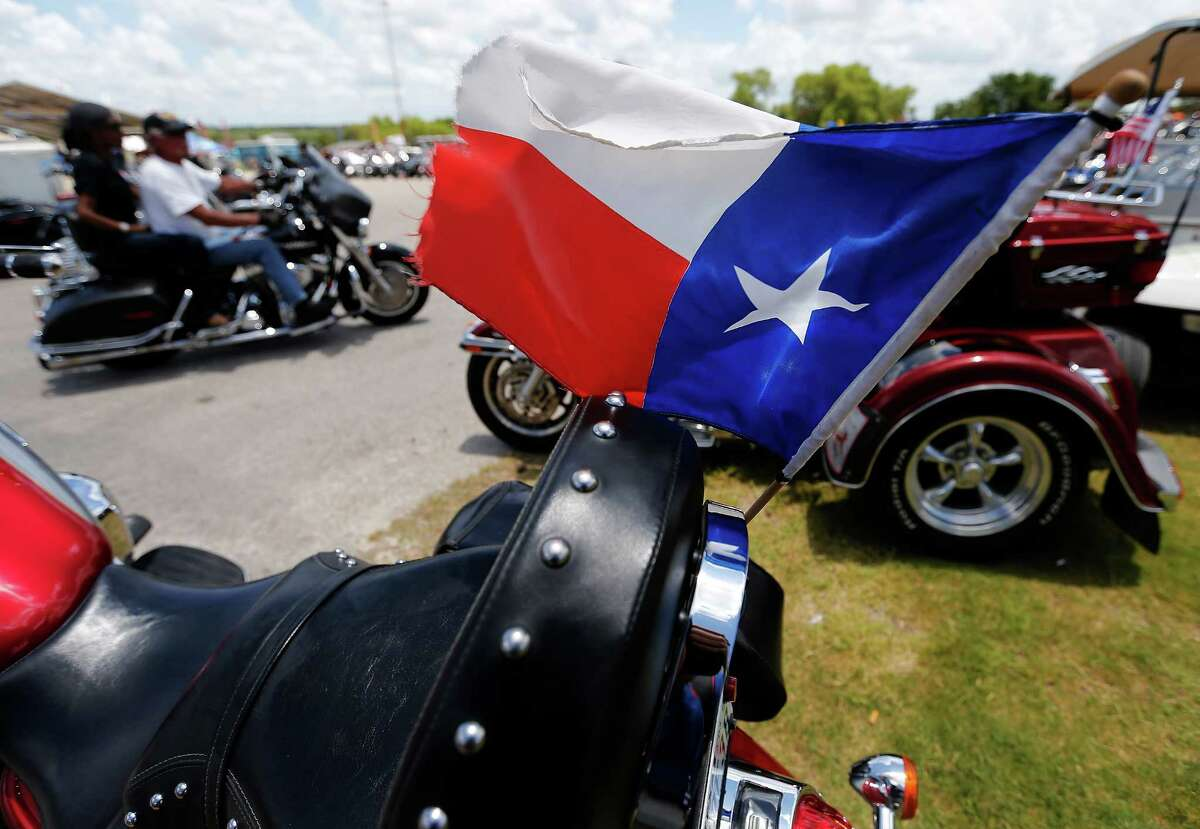 On January 25, 1839, the Republic of Texas adopted the Lone Star flag that flies today. Click ahead for 10 facts every Texan should know about the iconic state flag.