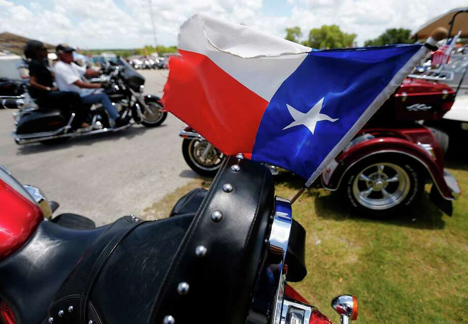 On January 25, 1839, the Republic of Texas adopted the Lone Star flag that flies today. Click ahead for 10 facts every Texan should know about the iconic state flag. Photo: Kin Man Hui, Staff / San Antonio Express-News / ©2015 San Antonio Express-News