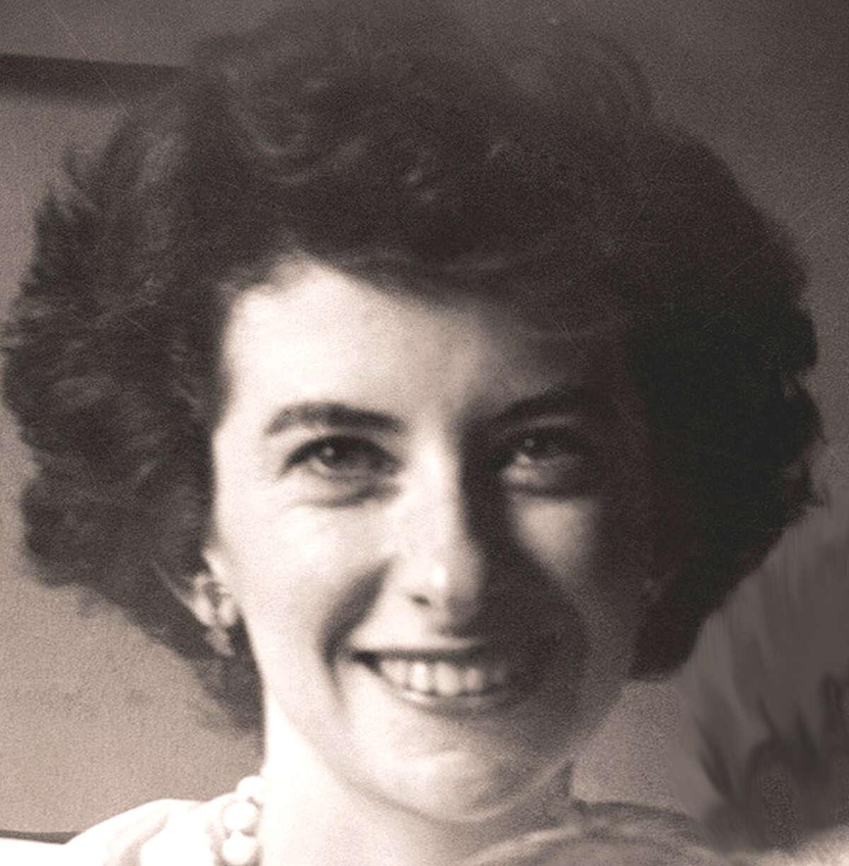 A 1947 photo of Julie Wynne Breunich.
