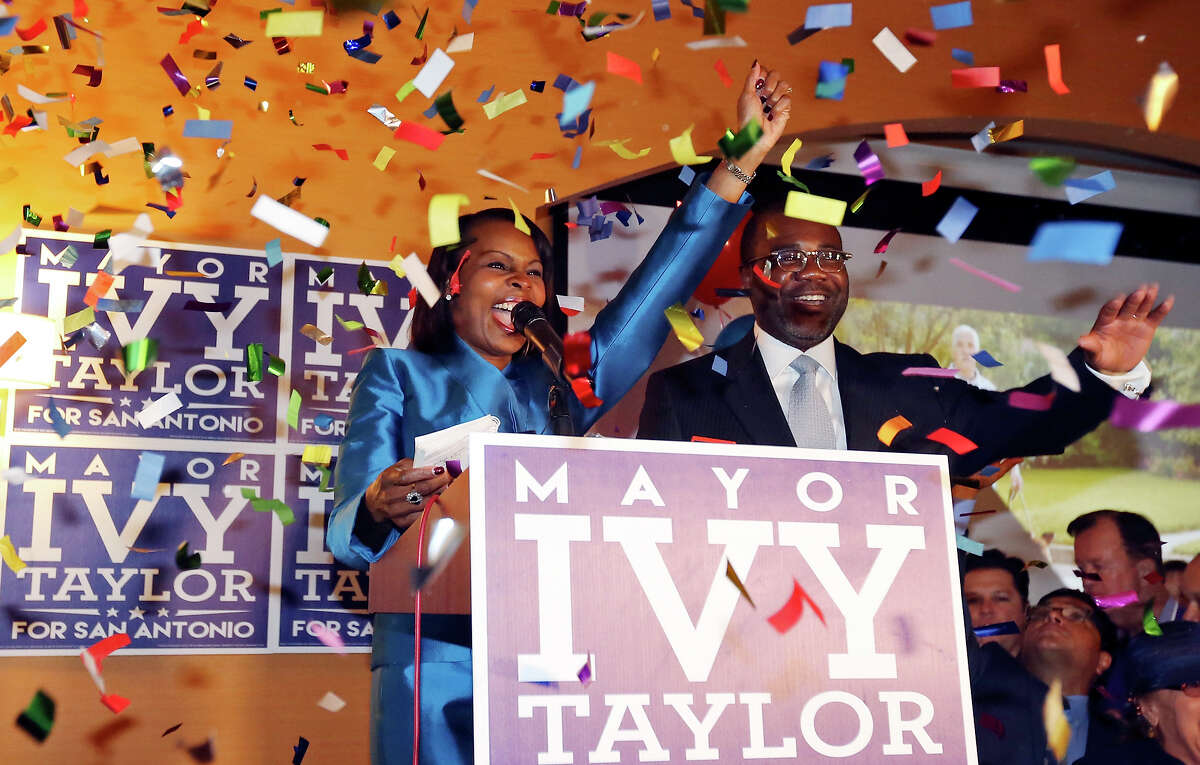 Taylor became the first elected African American mayor of San Antonio on June 13, 2015.