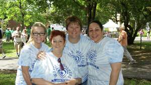 Were you Seen at The Community Hospice's Walk for Hospice, held at Siena College in Loudonville on Saturday, June 13, 2015? For more information on hospice programs and services, visit http://communityhospice.org