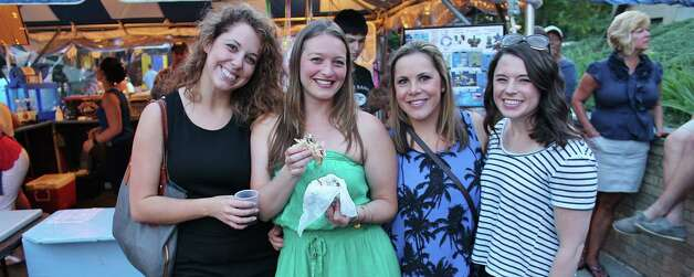 The Danbury Greek Experience Festival was held on June 12, 13, and 14, 2015. Were you SEEN?