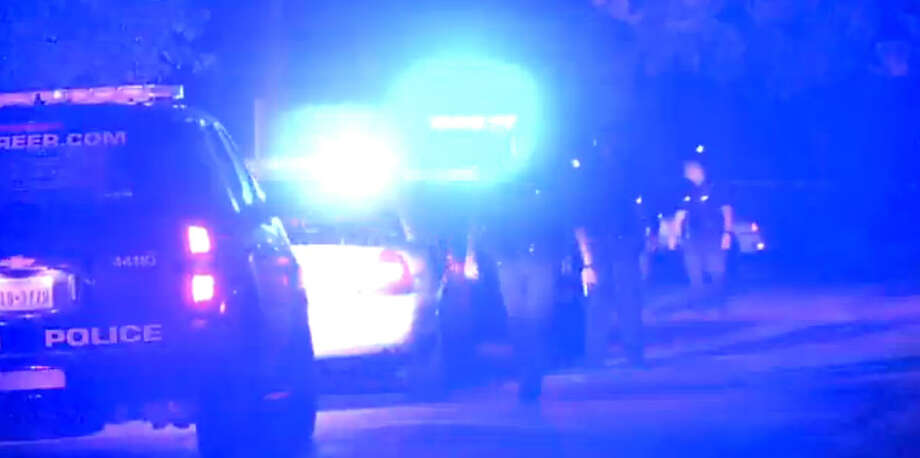 A 61-year-old man was found shot to death early Sunday inside a south Houston group home, authorities said.  The man, who has not been identified, was found with multiple gunshot wounds at 2:14 a.m. Sunday at the 5900 block of Grace Lane, according to the Houston Police Department. Photo: Metro Video