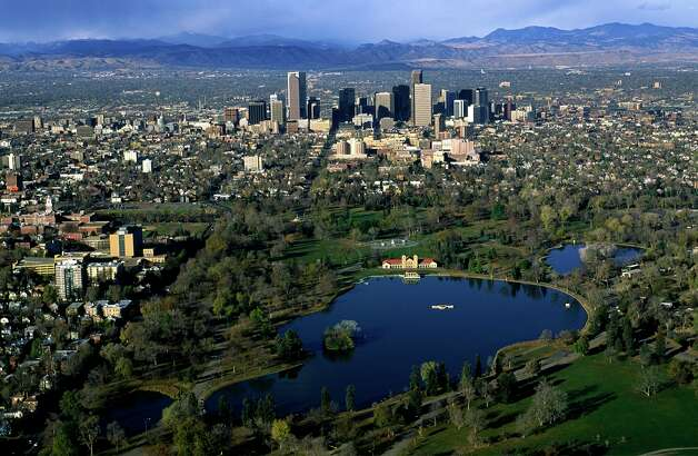 19. Denver, Colorado Teams and performance rank: 69 Costs and fan engagement rank: 14 Photo: Getty Images / Curtis Richter 2002