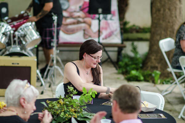 """S.A.'s culinary scene got a bit fishy Saturday during a """"Pop Up"""" event from Chef Cooperative at the Spanish Governors Palace. """"It's OfFISHal"""" featured a bounty of aquatic fare, including a seasonal Gulf of Mexico seafood boil."""