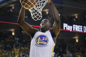 Draymond Green agrees to 5-year, $82 million deal from Warriors - Photo