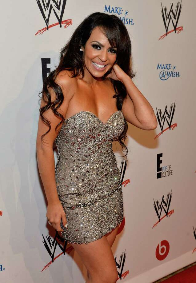 WWE's most popular divas, past and presentLayla  Photo: Frazer Harrison, Getty Images / 2013 Getty Images
