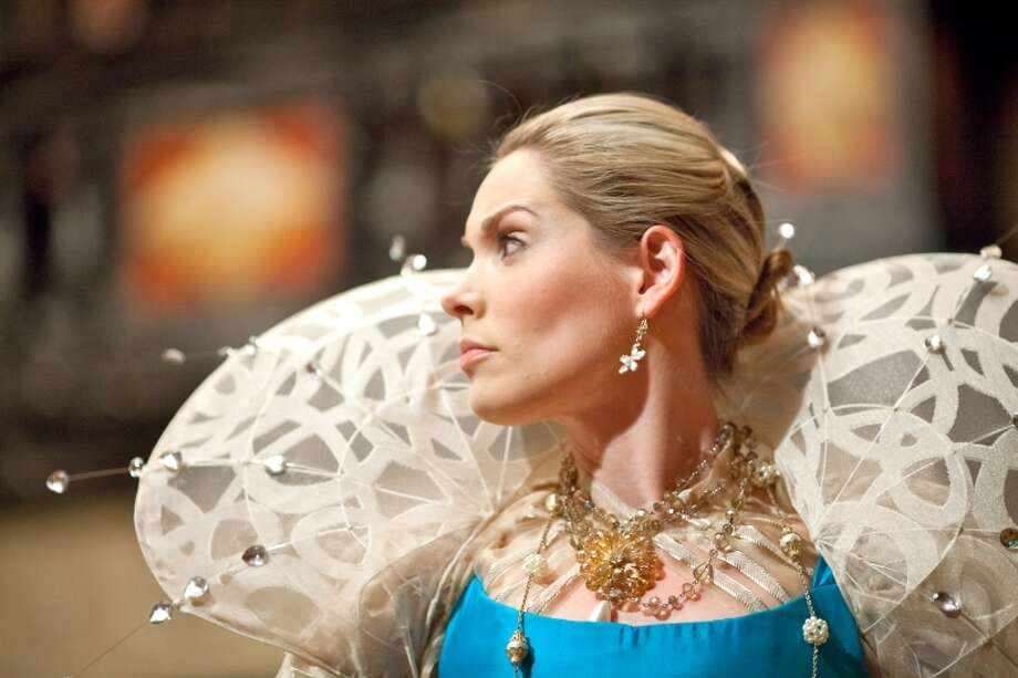 In the 2015 Houston Shakespeare Festival, Tracie Thomason will play Lady MacBeth. Photo: From Tracie Thomason