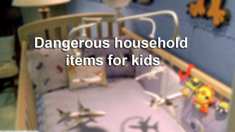 The 12 Most Dangerous Household Items For Kids Photo