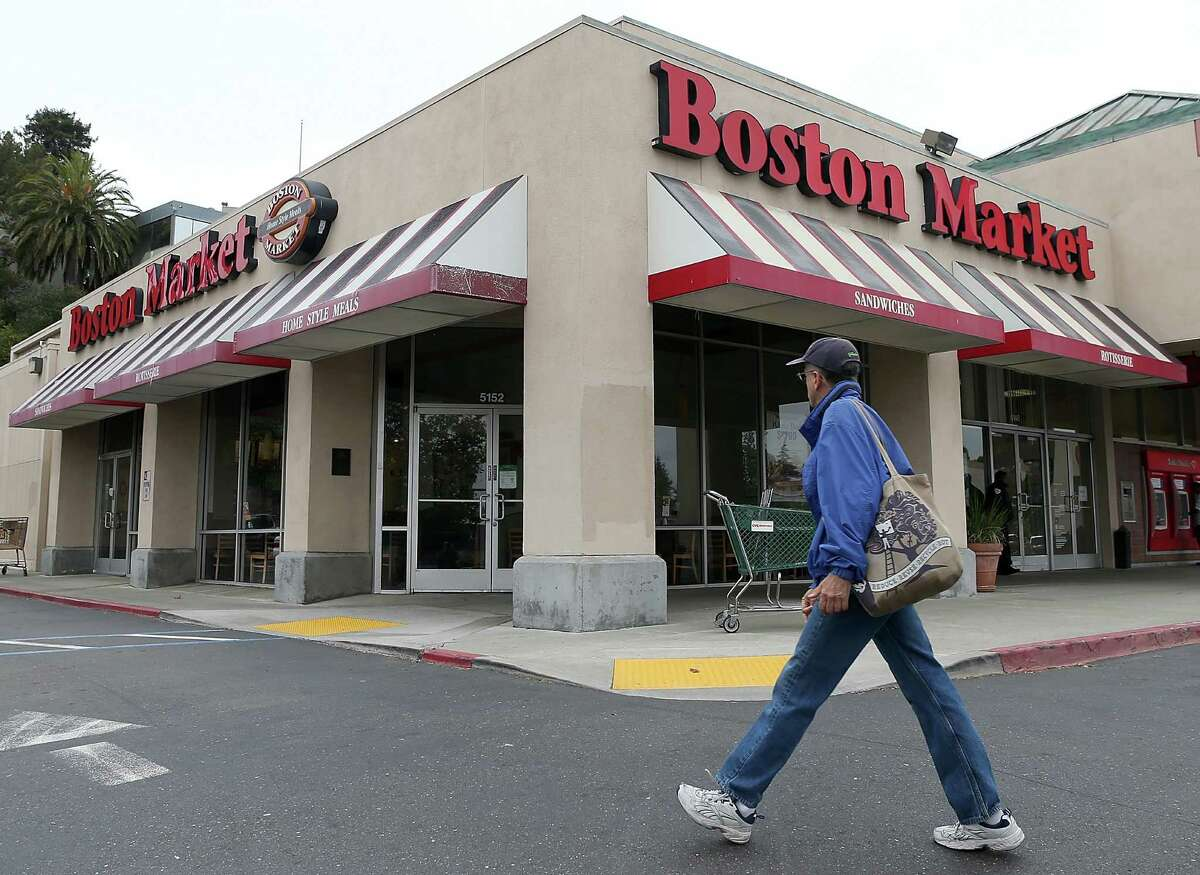 Boston Market After 9 p.m., customers are entitled to a free slider since