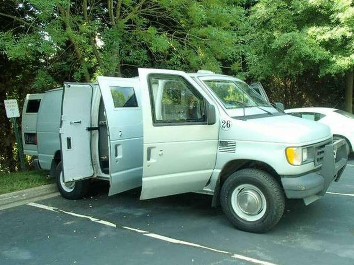 Armored van Price: $9,900 Website: Craigslist