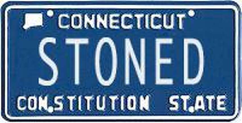 Vanity license plates are subject to the discretion of the DMV. Those that are deemed inappropriate or vulgar will be rejected.