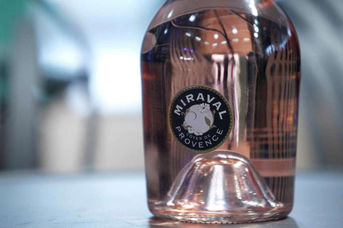 Brad Pitt and Angelina Jolie: Miraval rosé The power couple launched a line of wine produced at their French château in 2015. They bought the château in 2012. Find out more.