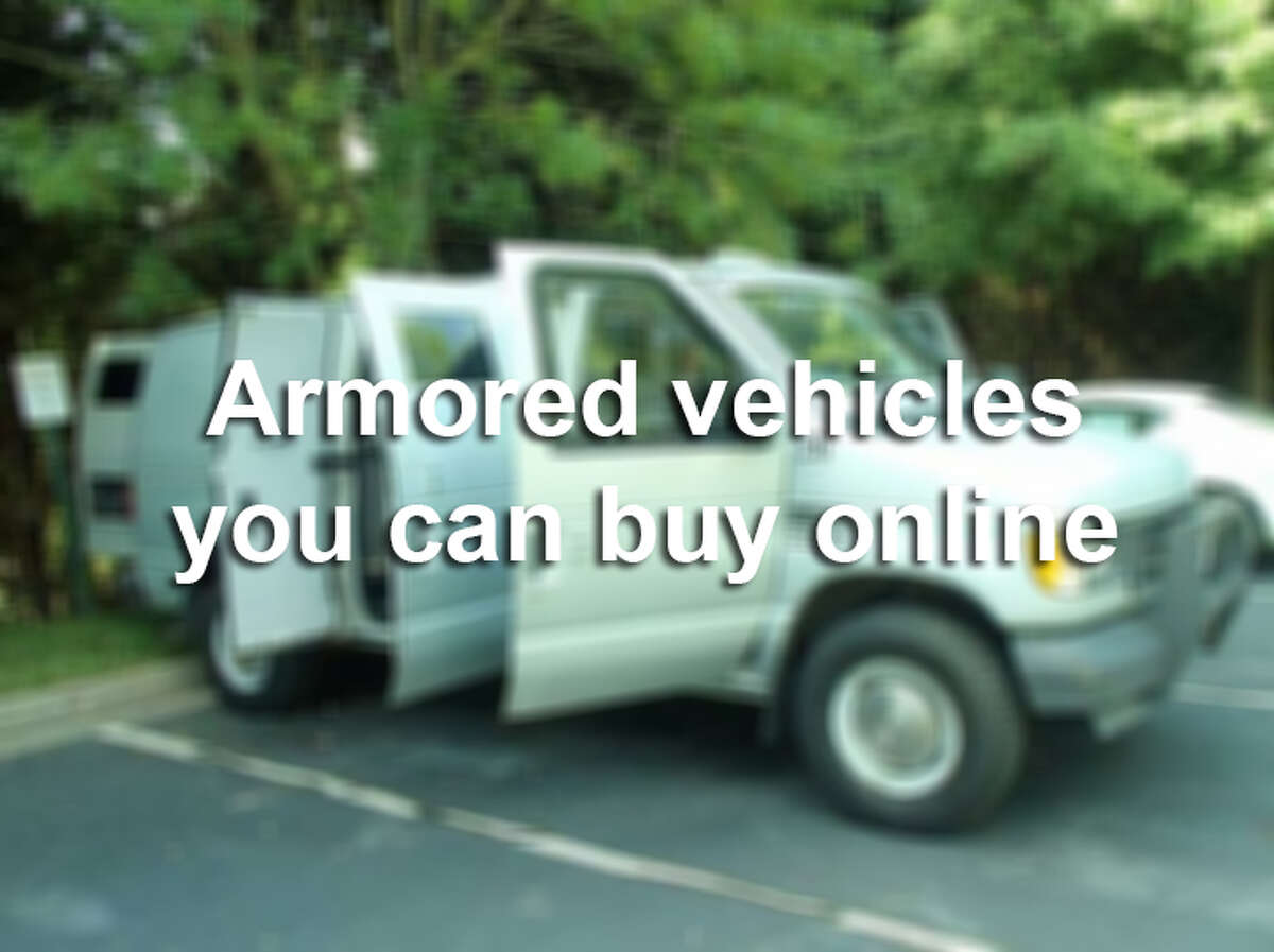 It is surprisingly easy to buy an armored vehicle these days, and at relatively affordable prices. Here's a selection of armored wheels found online.