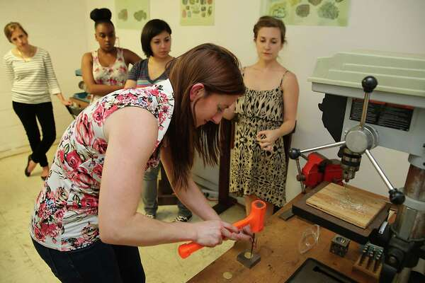 Houston Makerspace A Home For Creative Experts Newbies Houstonchronicle Com
