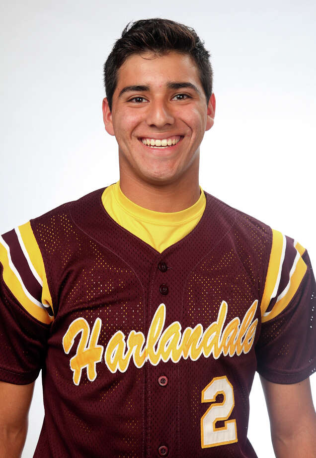 Michael Agis was an All-Area player in 2013. Photo: Express-News File Photo / San Antonio Express-News