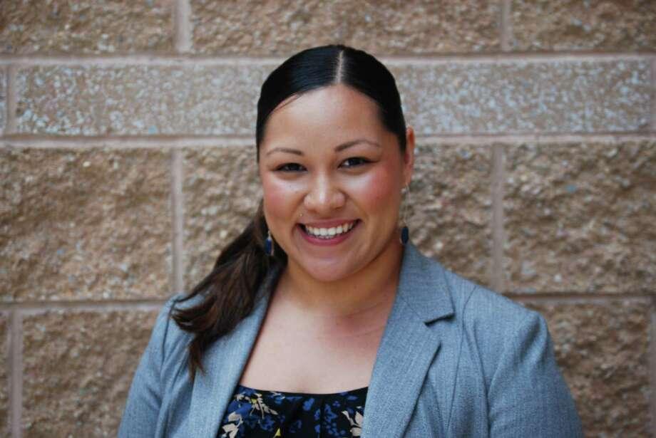 Andrea Rodriguez is a volunteer with San Antonio Youth Literacy. Photo: Courtesy Photo / Courtesy Photo