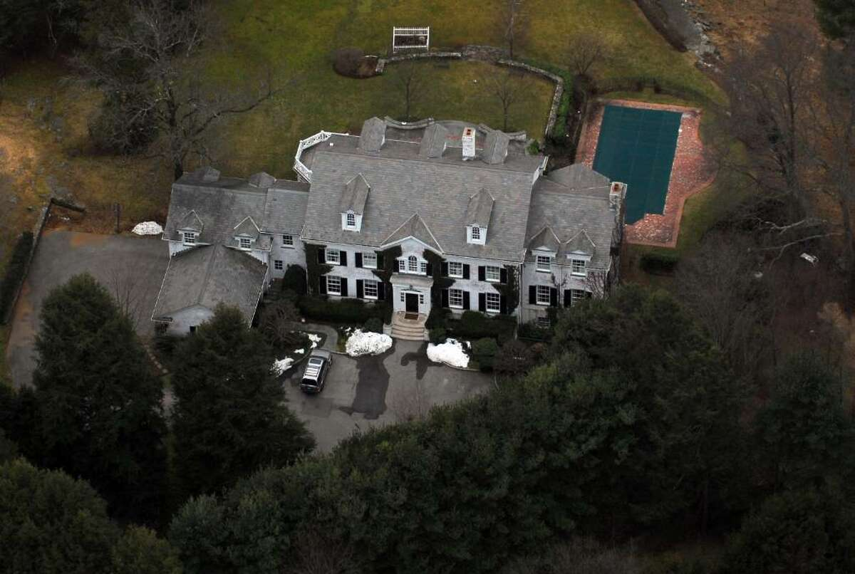 Democratic gubernatorial candidate Ned Lamont's home in Greenwich, Conn.