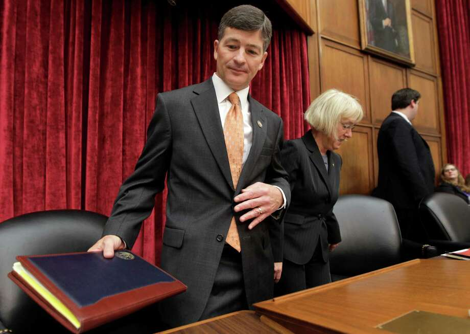 Rep. Jeb Hensarling, R-Texas, should let legislation reauthorizing the U.S. Export-Import Bank out of the House Financial Services Committee. Photo: J. Scott Applewhite /Associated Press / AP