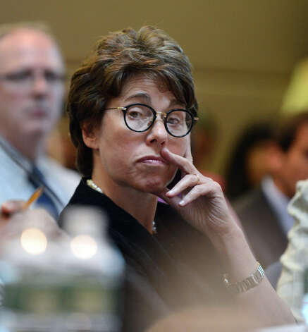 Regents Chancellor Merryl Tisch listens to comments during a Board of Regents meeting Monday afternoon, June 15, 2015, at the State Education Building in Albany, N.Y. (Will Waldron/Times Union) Photo: WW, Albany Times Union