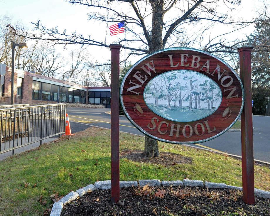 New Lebanon School in the Byram section of Greenwich, Conn., Thursday, Dec. 18, 2014. Photo: Bob Luckey / Bob Luckey / Greenwich Time